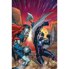 INFINITY COUNTDOWN DARKHAWK #1 (OF 4) LIM VARIANT