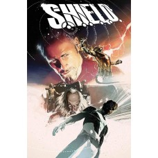 SHIELD BY HICKMAN AND WEAVER #5 (OF 6)