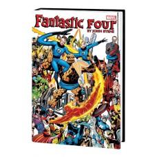 FANTASTIC FOUR BY JOHN BYRNE OMNIBUS HC VOL 01 NEW PTG
