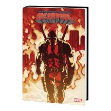 DEADPOOL WORLDS GREATEST HC VOL 05