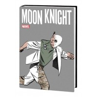 MOON KNIGHT BY JEFF LEMIRE AND GREG SMALLWOOD HC