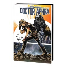 STAR WARS DOCTOR APHRA HC VOL 01