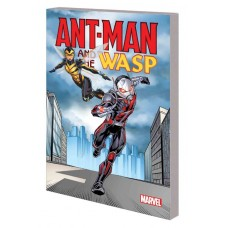 ANT-MAN AND WASP ADVENTURES DIGEST TP