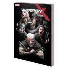WEAPON X TP VOL 03 MODERN WARFARE
