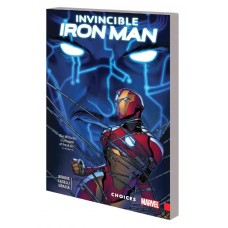 INVINCIBLE IRON MAN IRONHEART TP VOL 02 CHOICES