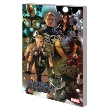 SECRET AVENGERS BY ED BRUBAKER COMPLETE COLLECTION TP