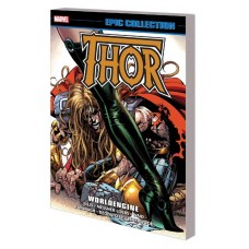 THOR EPIC COLLECTION TP WORLDENGINE