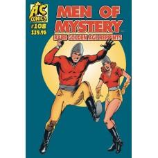 MEN OF MYSTERY #108