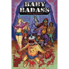BABY BADASS TP VOL 01 (MR)