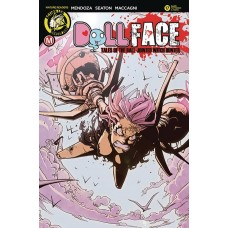 DOLLFACE #17 CVR B MACCAGNI TATTERED & TORN (MR)