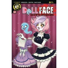 DOLLFACE #17 CVR C STANLEY PIN UP (MR)