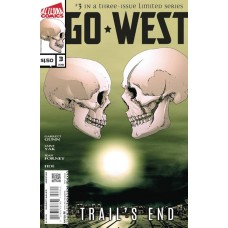 GO WEST #3 (OF 3) (MR)