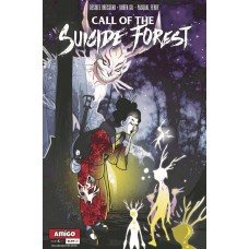 CALL OF THE SUICIDE FOREST #5 (OF 5) (MR)
