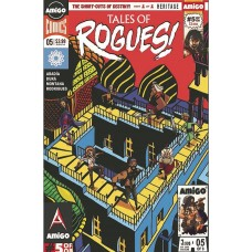 TALES OF ROGUES #5 (OF 6)