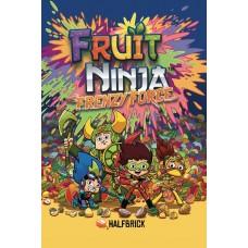FRUIT NINJA AMP GN VOL 01 FRENZY FORCE