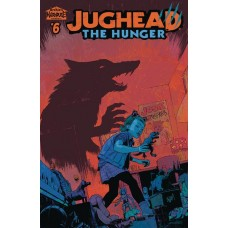 JUGHEAD THE HUNGER #6 CVR A GORHAM (MR)