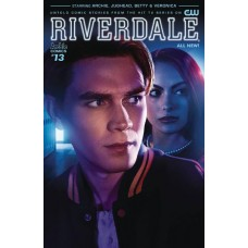 RIVERDALE (ONGOING) #13 CVR A CW PHOTO
