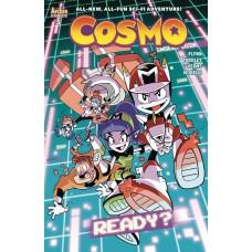 COSMO #5 CVR A YARDLEY