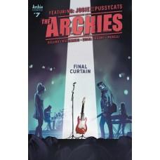 ARCHIES #7 CVR C STAPLES