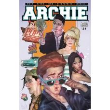 ARCHIE #31 CVR B CALDWELL