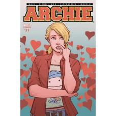 ARCHIE #31 CVR C WOODS