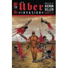 UBER INVASION #13 BLITZKREIG CVR (MR)