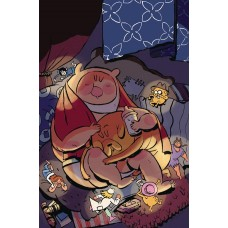 ADVENTURE TIME BEGINNING OF END #1 SUBSCRIPTION DAGUNA VARIANT