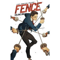 FENCE GN VOL 01 DISCOVER NOW ED PX