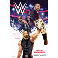WWE ONGOING TP VOL 01