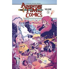 ADVENTURE TIME COMICS TP VOL 05