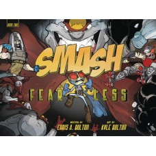 SMASH HC GN VOL 02 FEARLESS
