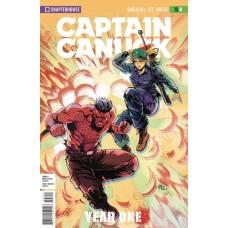 CAPTAIN CANUCK YEAR ONE #3 VIRGIN ART