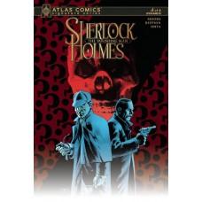 SHERLOCK HOLMES VANISHING MAN #1 SIGNED ATLAS ED