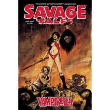SAVAGE TALES VAMPIRELLA ONE SHOT #1