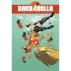 BARBARELLA #6 CVR A MCCAIG (MR)