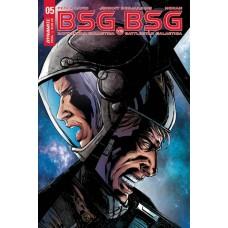BSG VS BSG #5 (OF 6) CVR B DESJARDINS