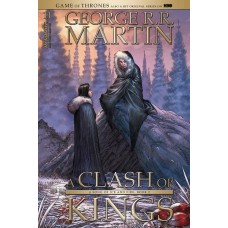 GAME OF THRONES CLASH OF KINGS #11 CVR A MILLER (MR)