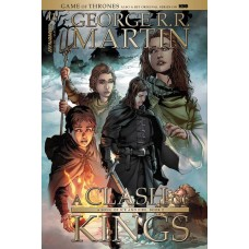 GAME OF THRONES CLASH OF KINGS #11 CVR B SUBSCRIPTION RUBI