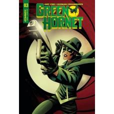 GREEN HORNET #3 CVR A MCKONE