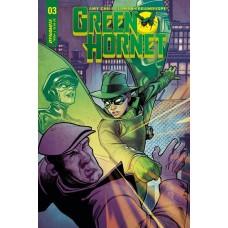 GREEN HORNET #3 CVR B ROUX