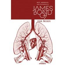 JAMES BOND THE BODY #5 (OF 6) CVR A CASALANGUIDA