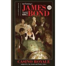 JAMES BOND CASINO ROYALE HC SIGNED & REMARKED ED