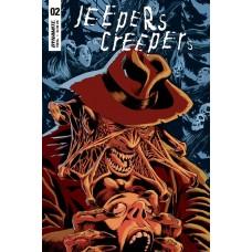 JEEPERS CREEPERS #2 CVR A JONES