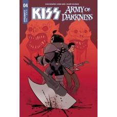 KISS AOD #4 (OF 5) CVR A STRAHM