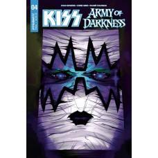 KISS AOD #4 (OF 5) CVR B MONTES