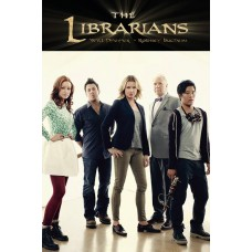 LIBRARIANS TP VOL 01