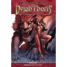 WARLORD OF MARS DEJAH THORIS OMNIBUS TP VOL 01 (MR)