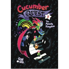 CUCUMBER QUEST HC GN VOL 03 MELODY KINGDOM