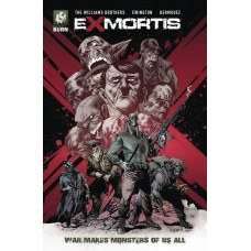 EXMORTIS THE COMPLETE GRAPHIC NOVEL (MR)