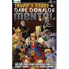 TRUMPS TITANS VS DARK DONALDS MENTAL #1 CVR A